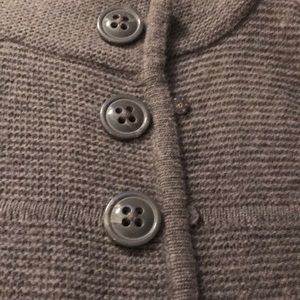 Fenn Wright Manson Sweaters - Glenn Wright  Manson Gray sweater coat